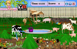 Play curata la animale